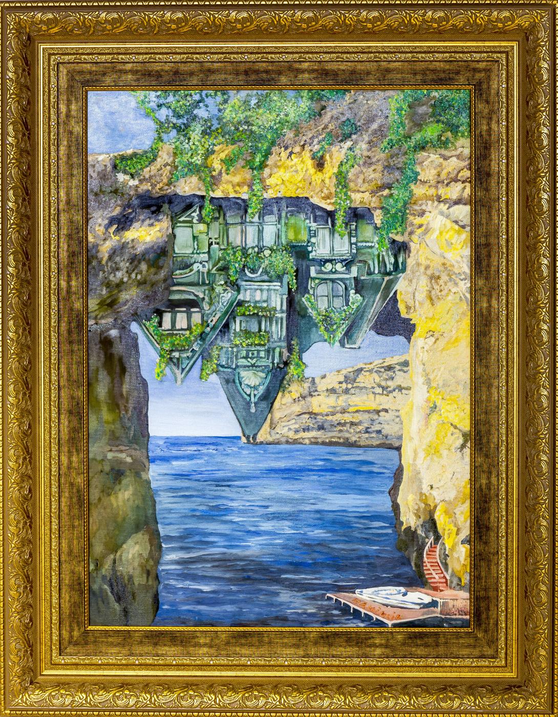 Rami Meir. Over the cliff