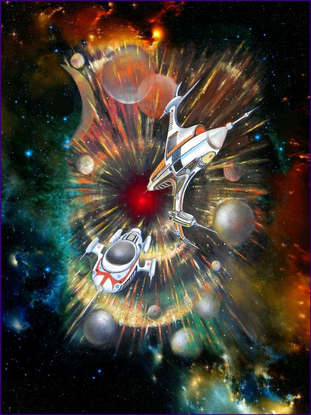 "Alexander Ivanovich Kolodin. ""Call of the universe"""