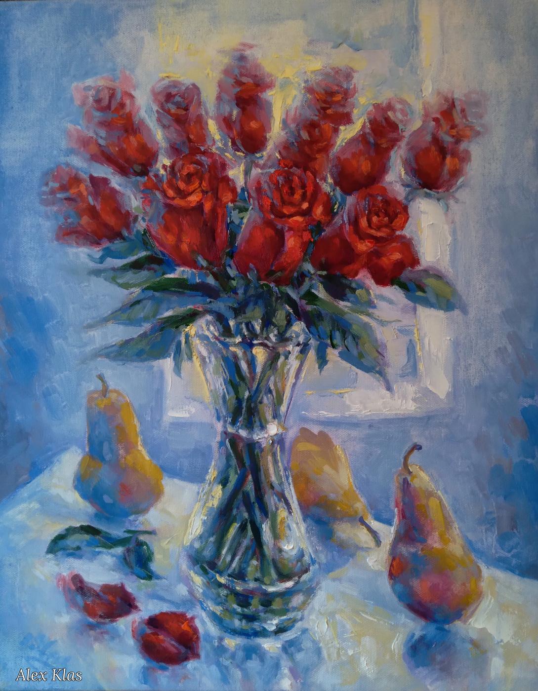 Alex Klas. Morning bouquet