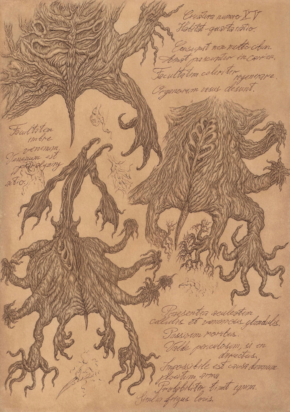 Vladimir Vladimirovich Khablovsky. Creature # 15