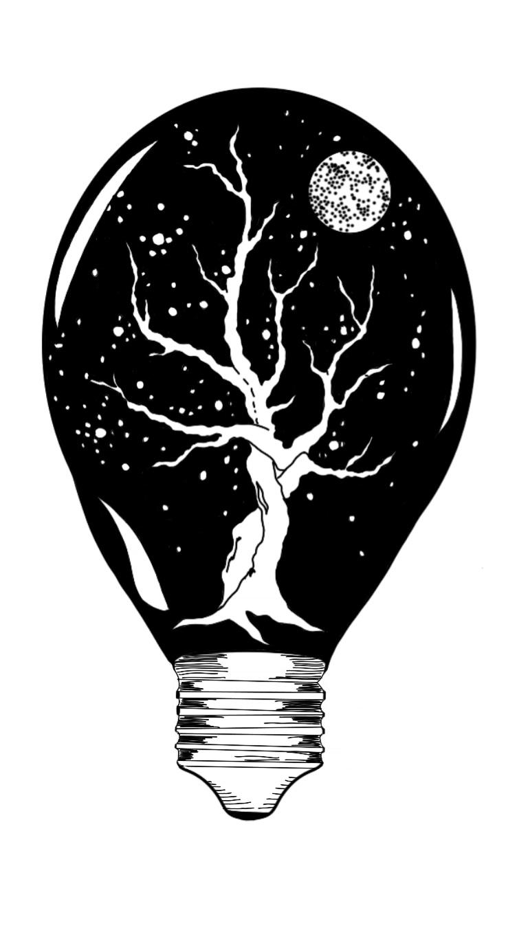 Emil Kotenko. Digital sketch