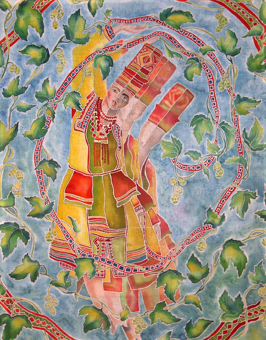 Violetta Valerievna Mitina. Hop goddess
