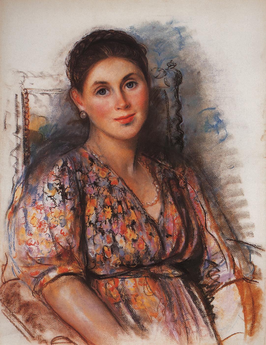Зинаида Евгеньевна Серебрякова. Графиня Санкт-Ипполит, урожденная кн. Трубецкая
