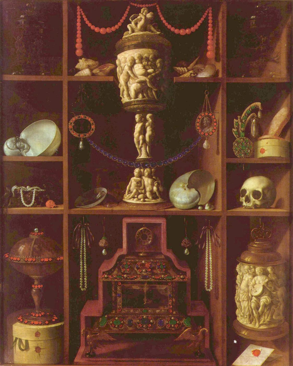 Johann Georg Heinz. Wardrobe treasure