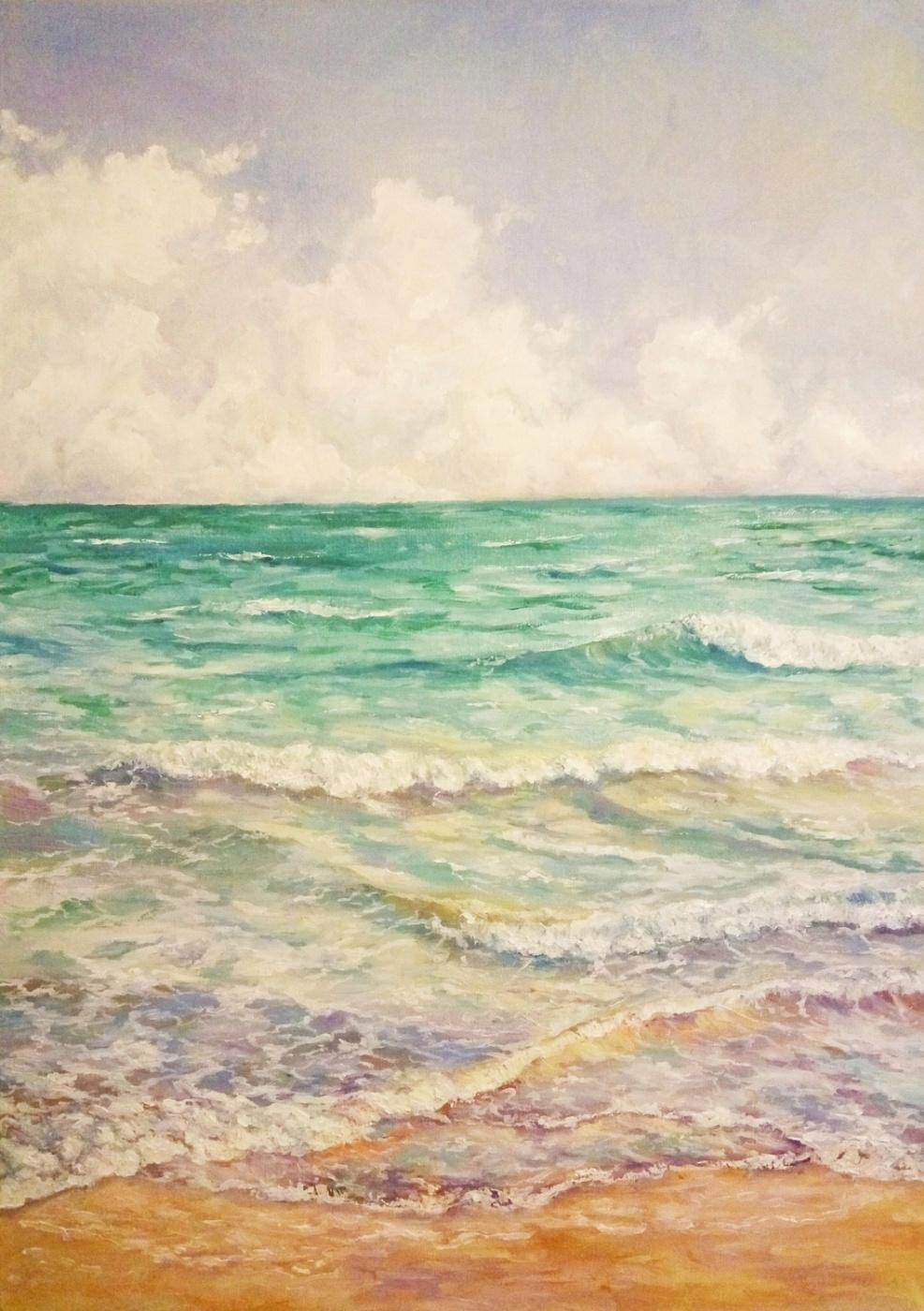 Olga Alexandrovna Suslova. Paintings, portraits - oil, pastel, pencil - to order.