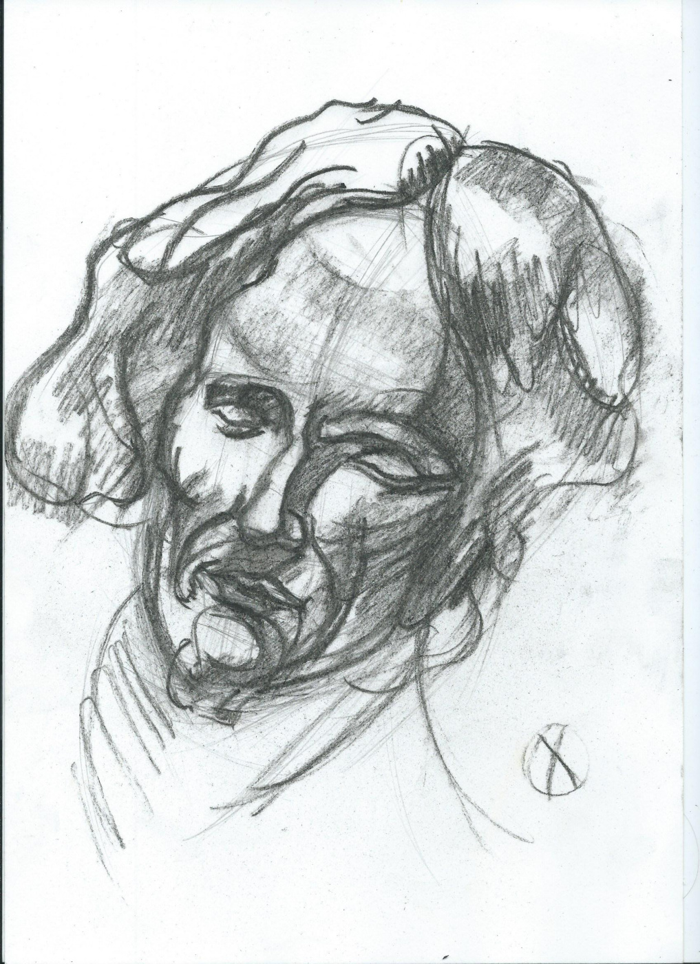 Egor Ishutkin. Christ