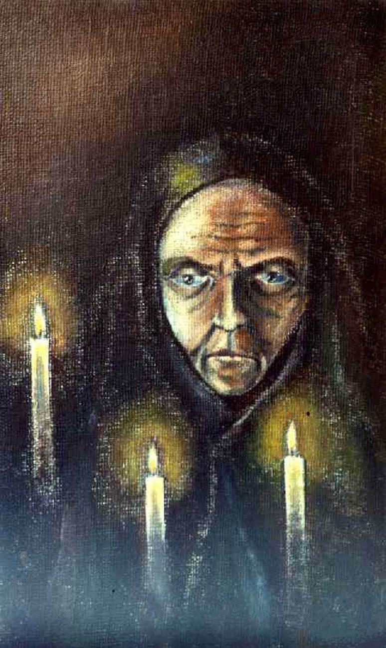 Vladimir Vasilyevich Abaimov. Old Believer
