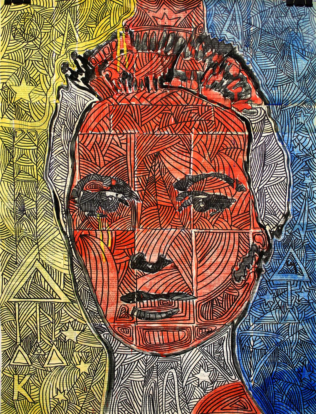 Marat Cherny. Grace Kelly.