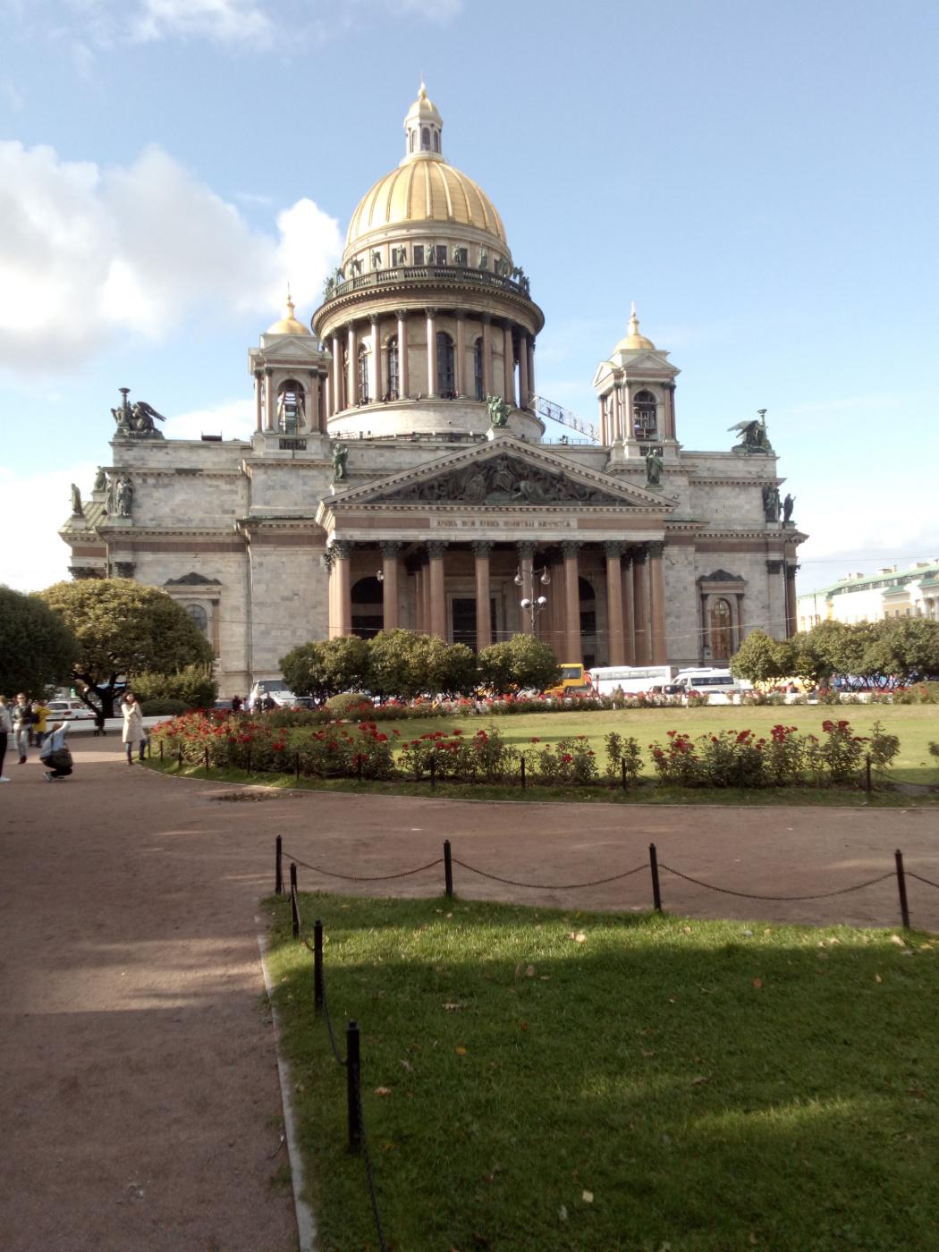 """Алексей Гришанков (Alegri). """"The cathedral"""""""