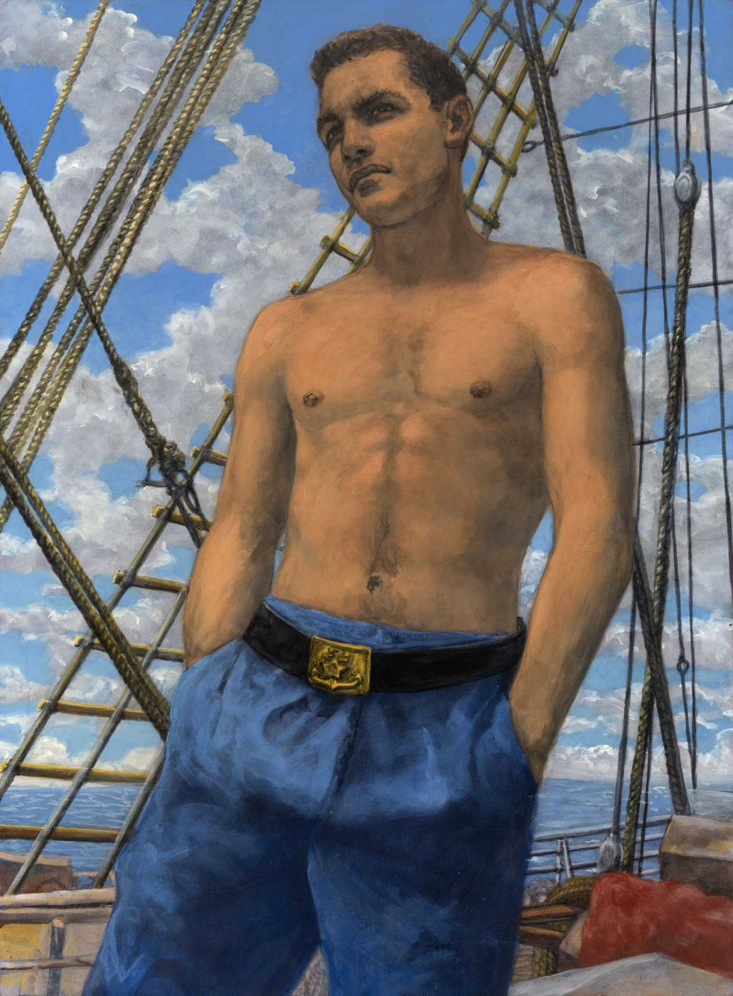 George Guryanov. Sailor