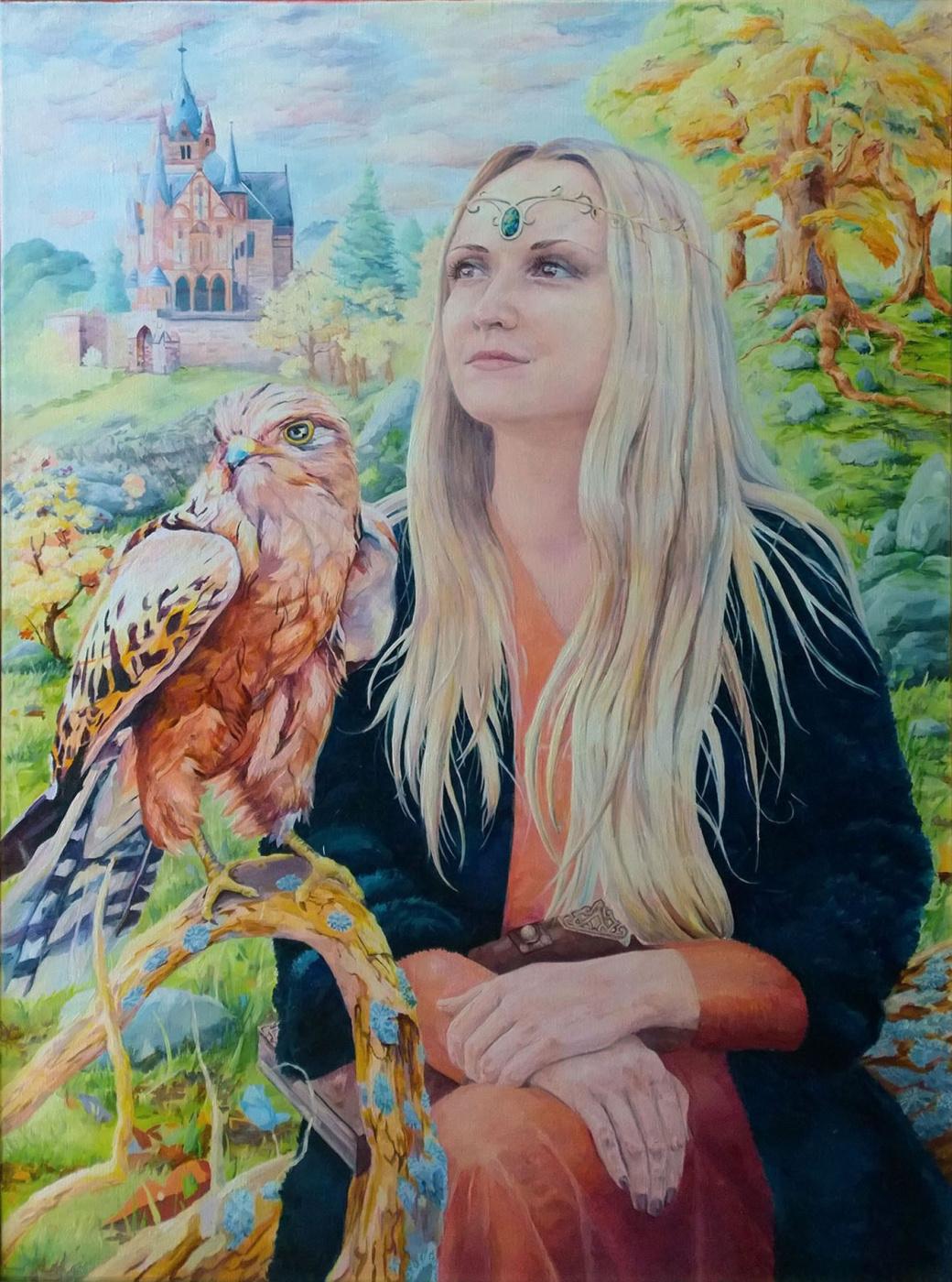 Сальфаир (Мария Мирошникова). Legends of the Forest Castle