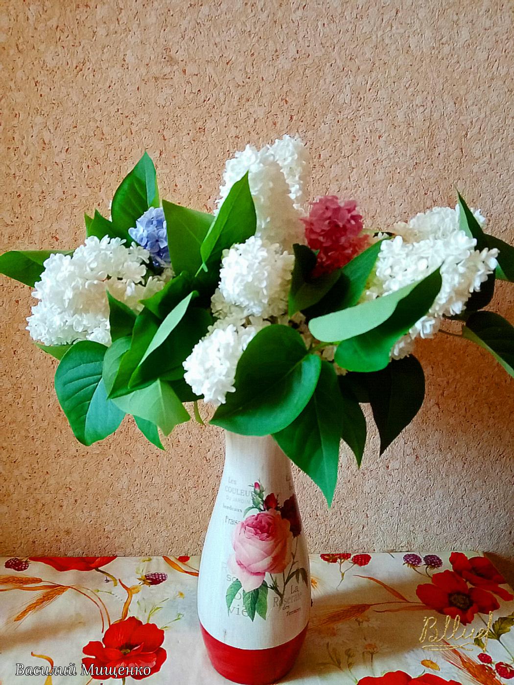 Vasiliy Mishchenko. Flowers 055
