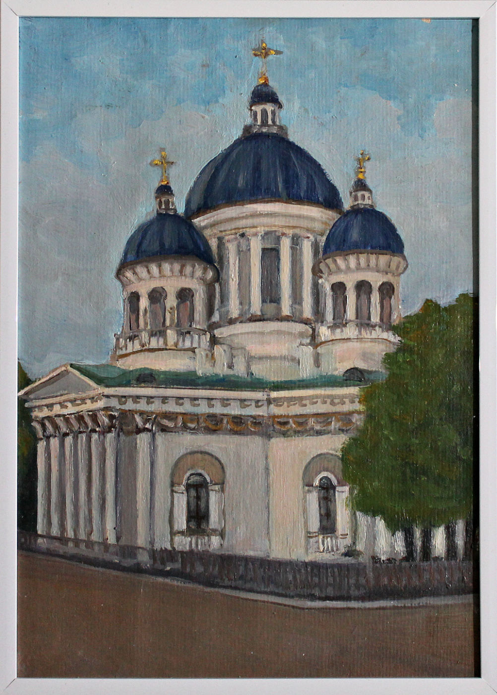 Victor Andreevich Chepurko. Trinity Cathedral