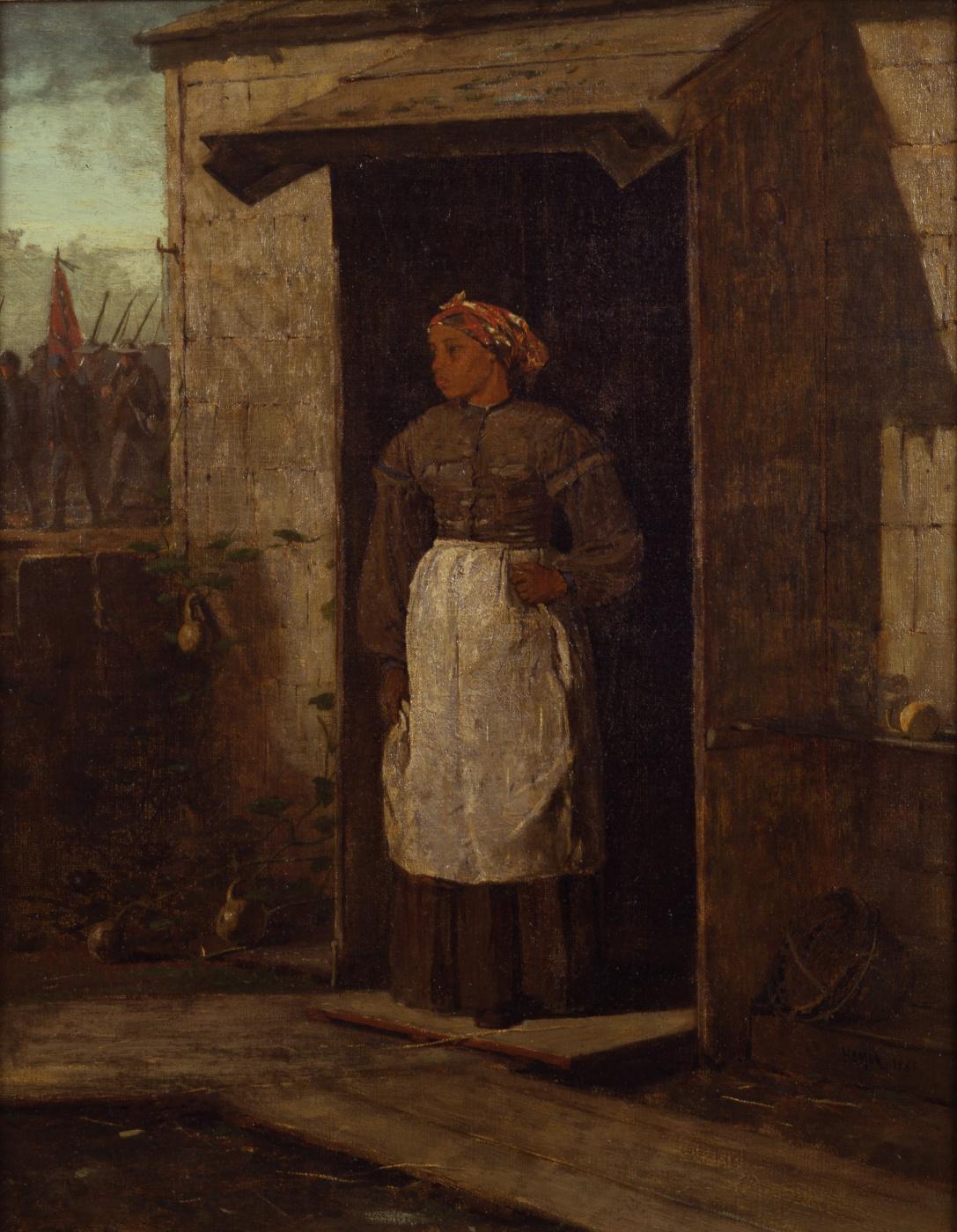 Winslow Homer. Near Andersonville
