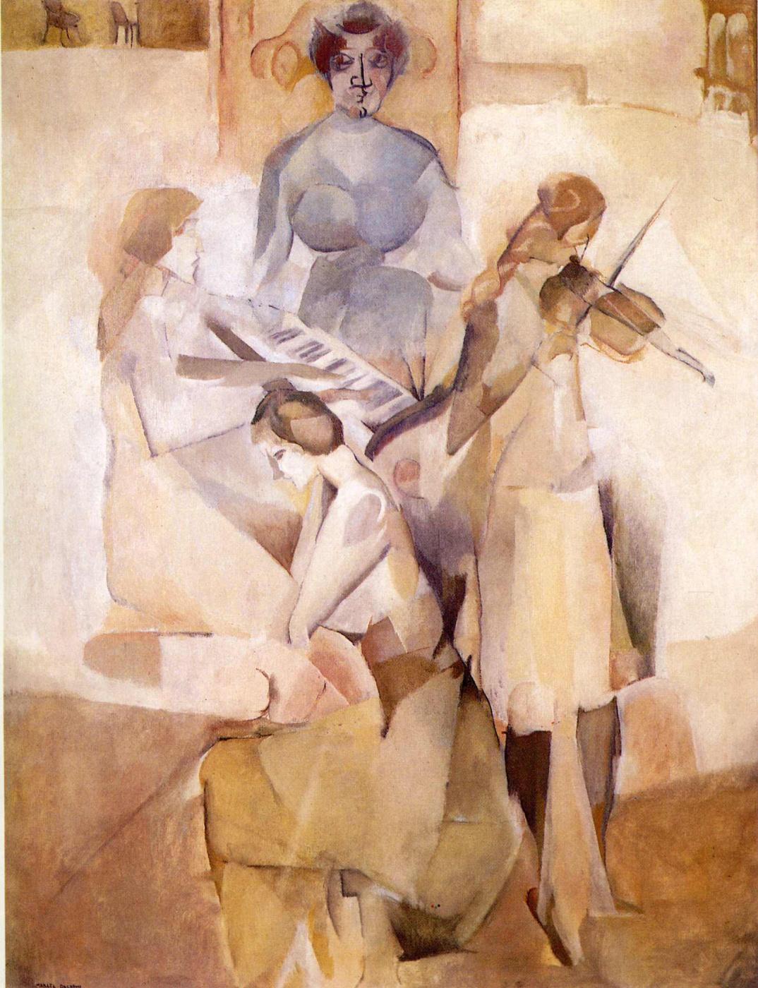 Marcel Duchamp. Sonata