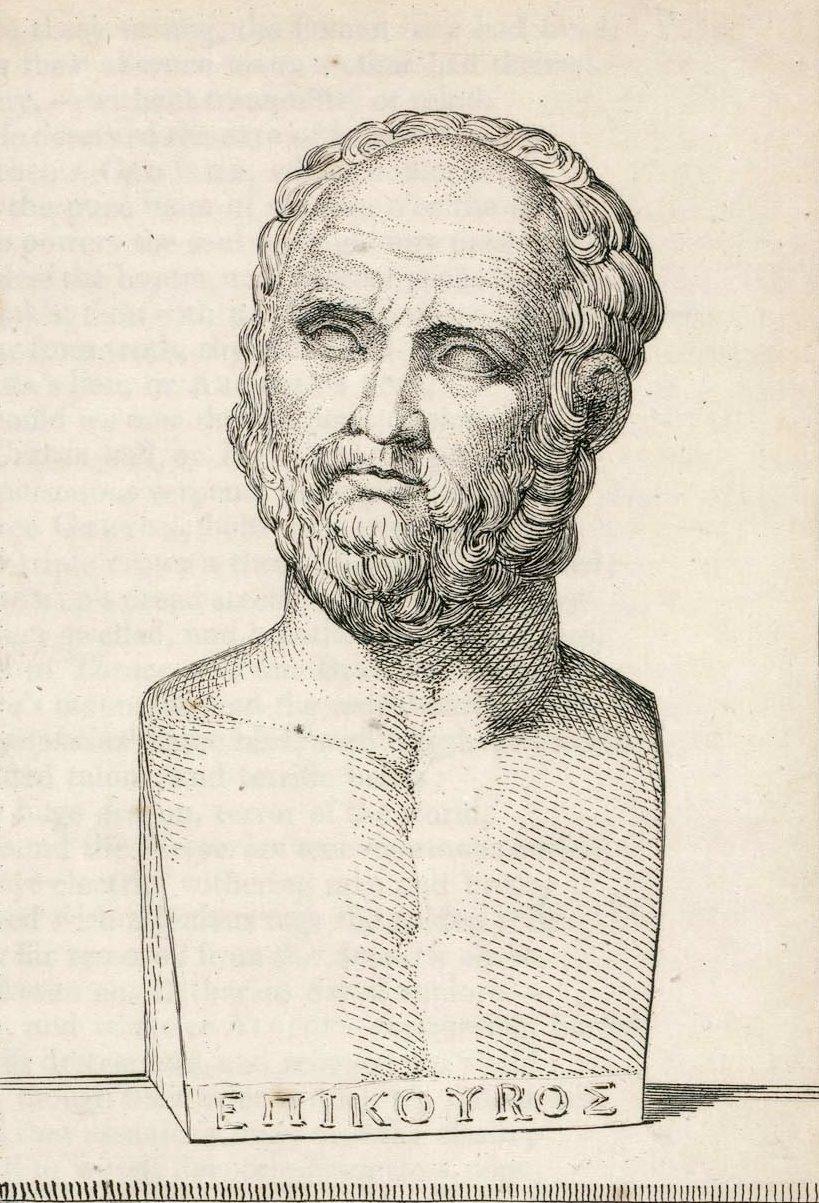 William Blake. Epicurus. The Pastorals Of Virgil