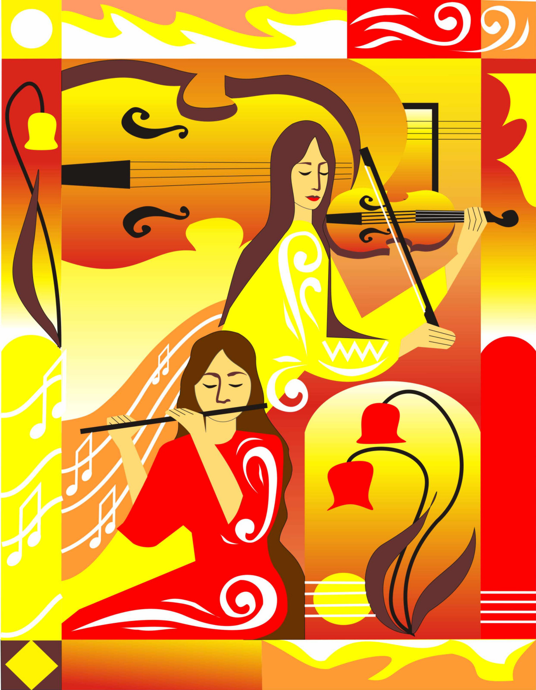 Olga Suncheleeva. Music