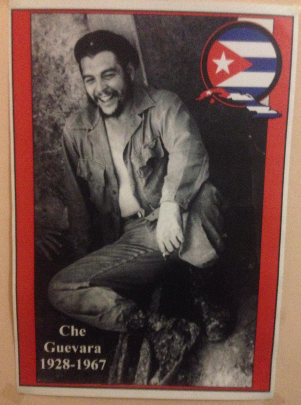 Unknown Author. Ernesto Guevara