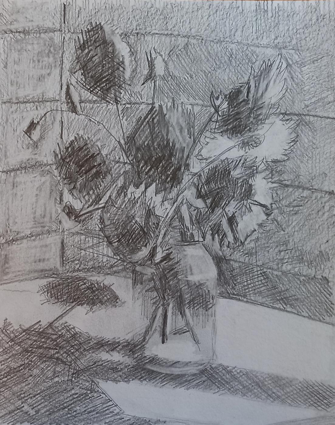 Ilida Yamaltdinova. Цветы