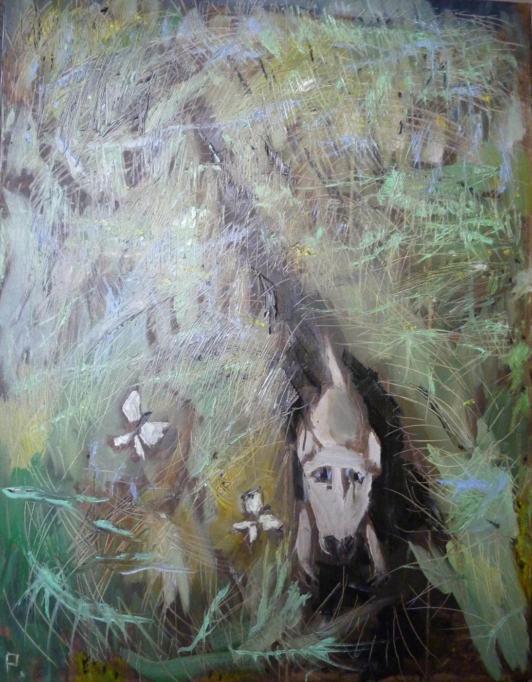 Svyatoslav Svyatoslav Ryabkin Ryabkin. Unmown meadow Unmown meadow