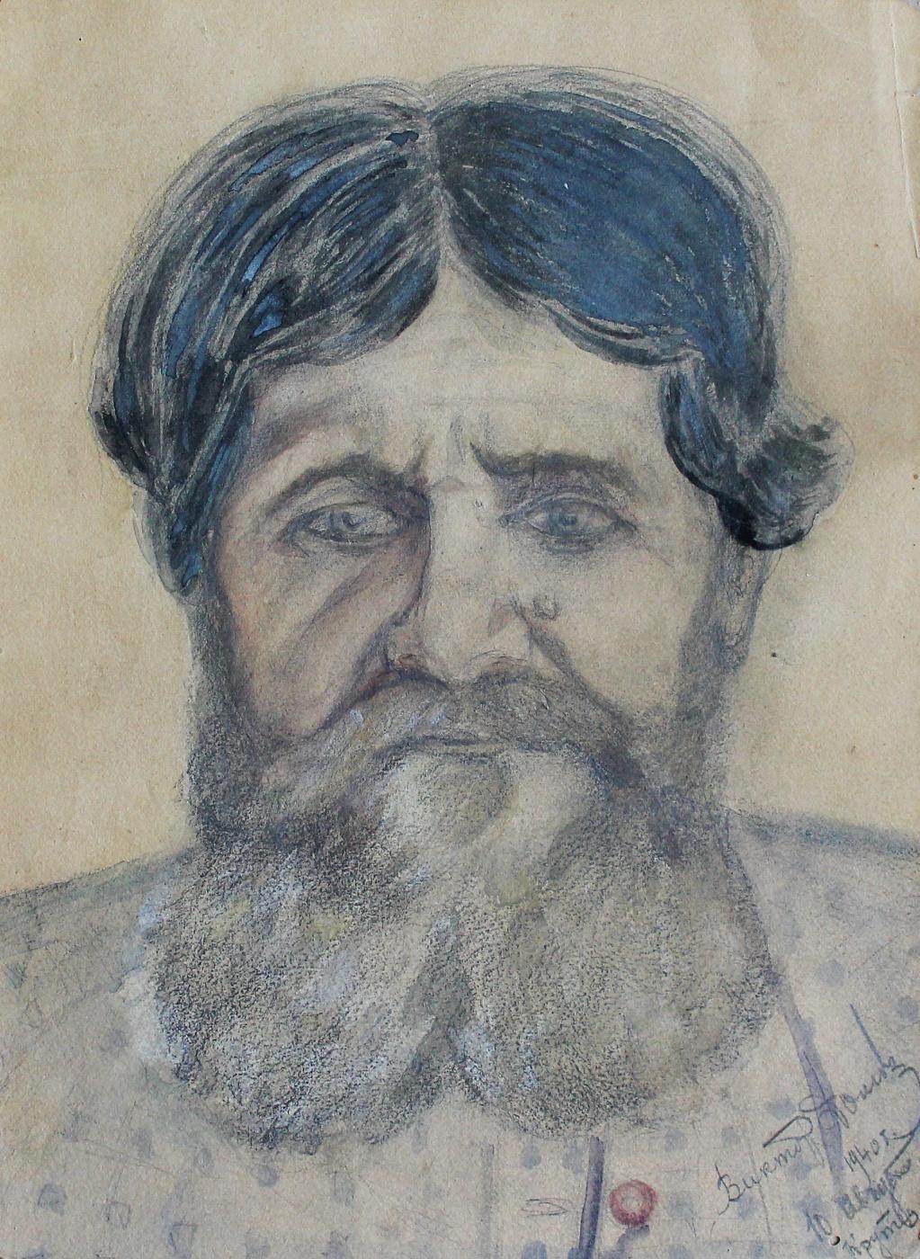 Nikolay Yakovlevich Talyantsev. Victor
