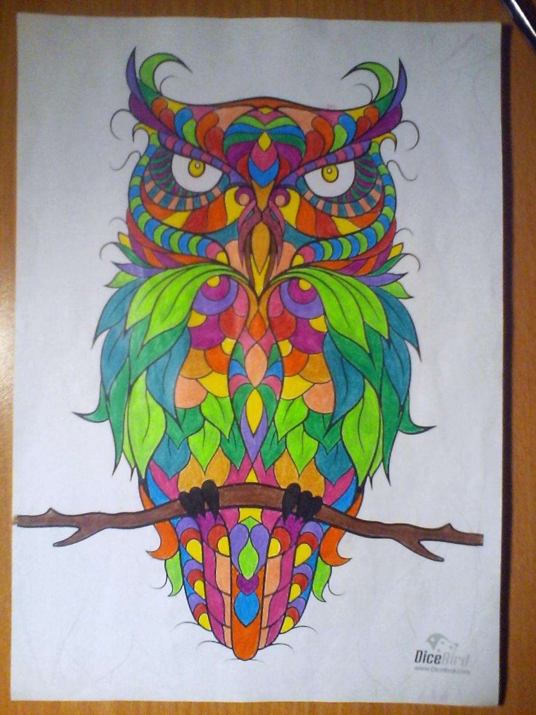 "Dmitry Vladimirovich Babaev. ""Wise Owl"""