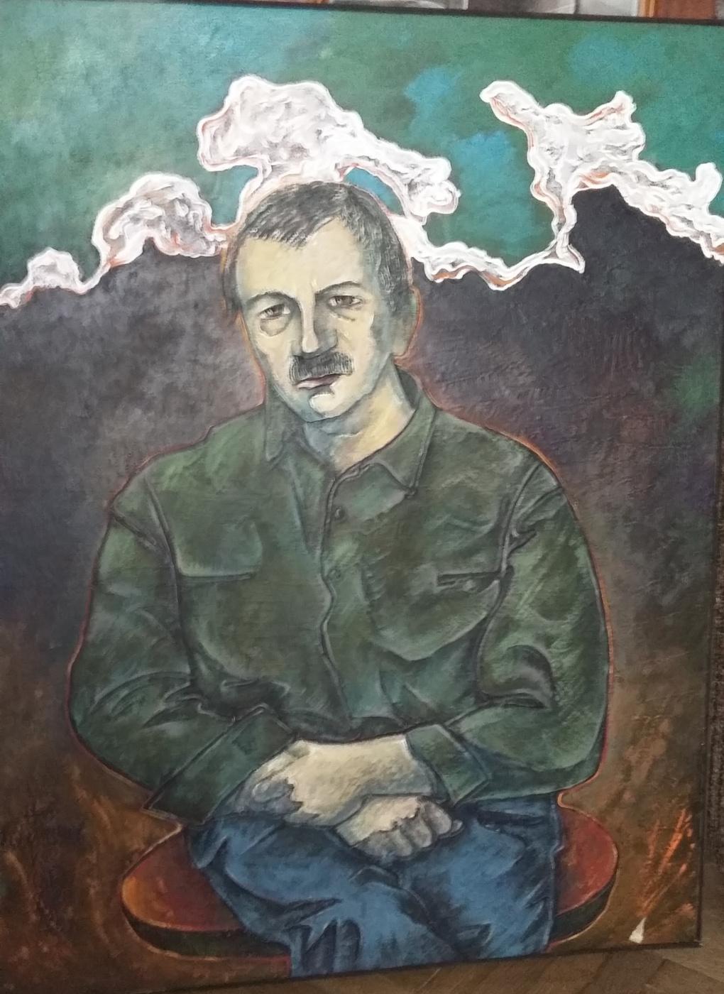 Nikolay Zverev. Introvert