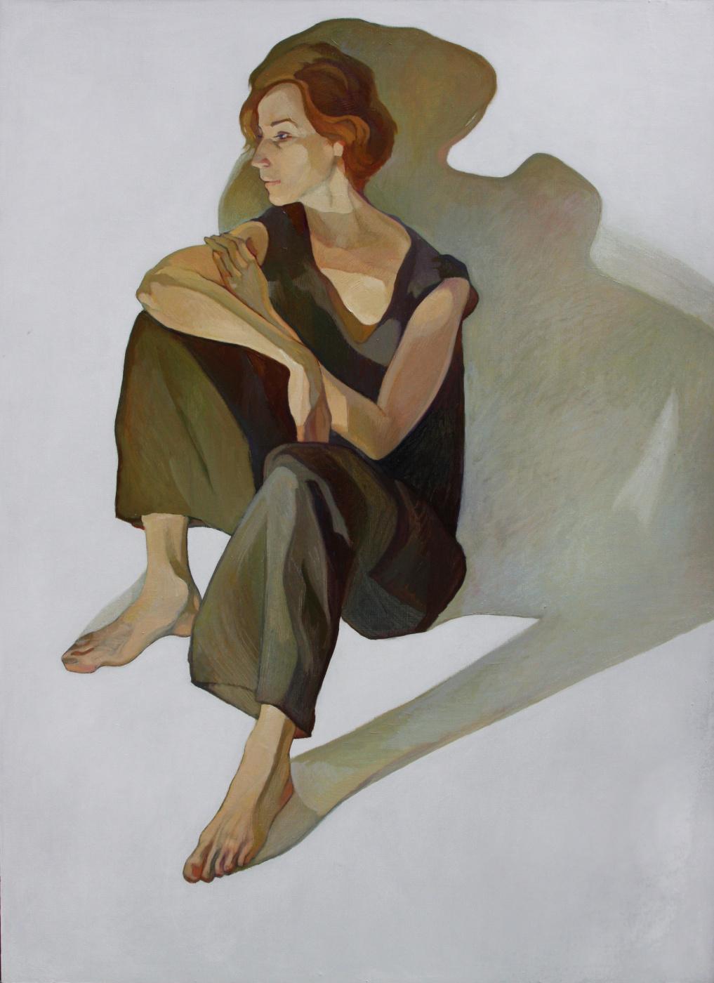 Lyudmila Guryeva. Shadow