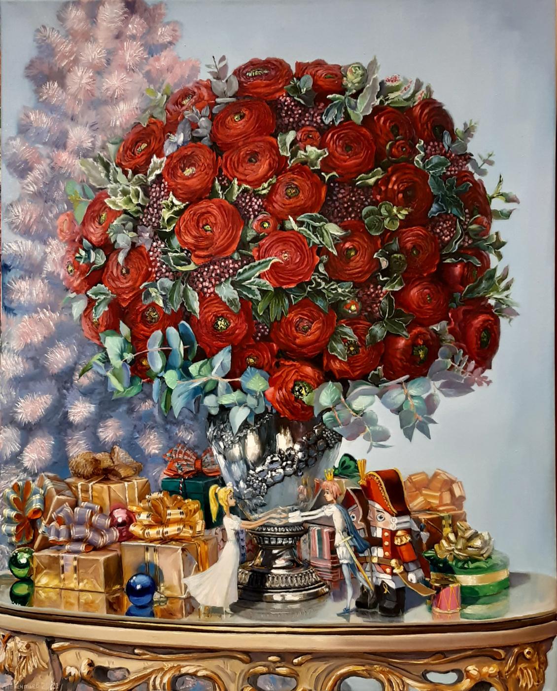 Evgeny Vladimirovich Terentyev. Fabulous bouquet 2.