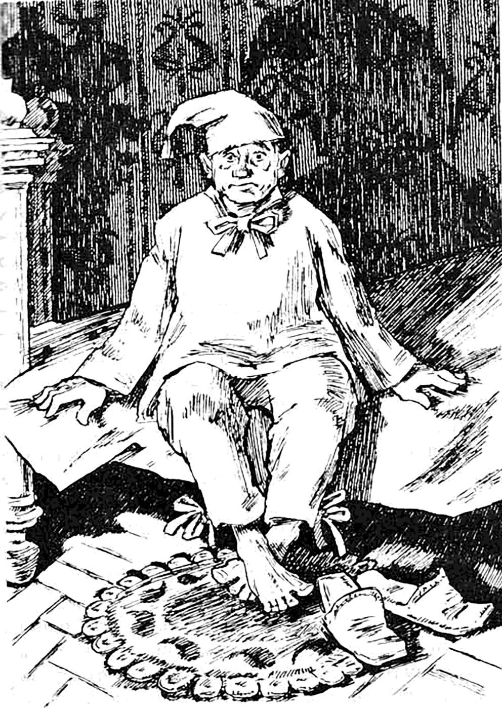 Alexander Vasilievich Kuzmin. Exclamation point. A.P. Chekhov.