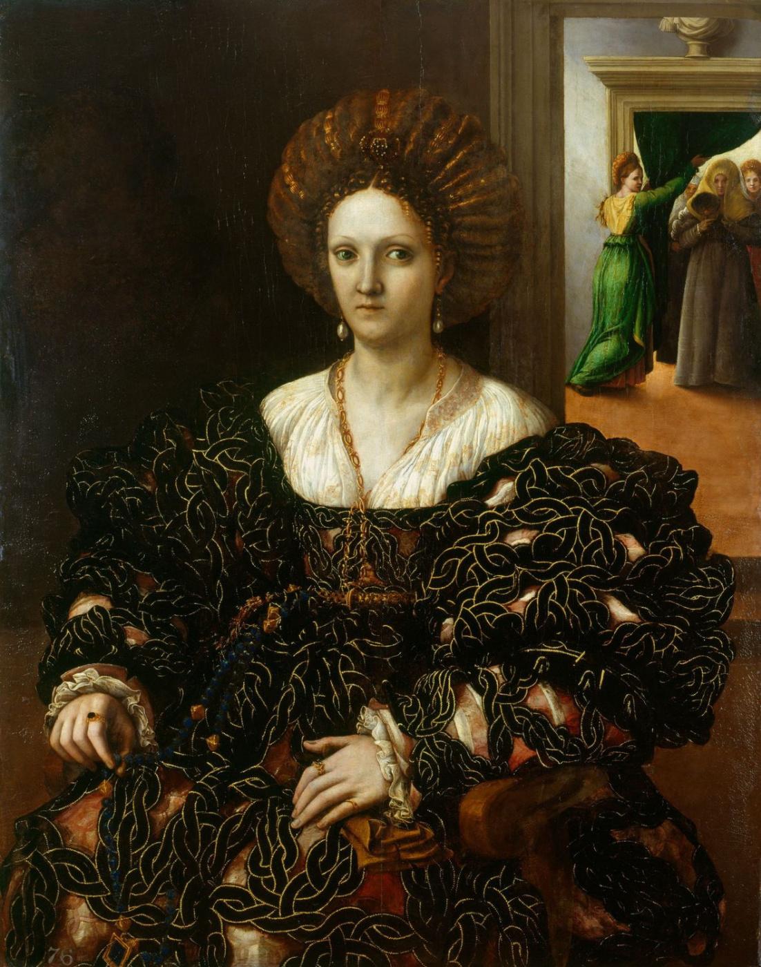 Giulio Romano. Marguerite, Marquess Of Montferrat