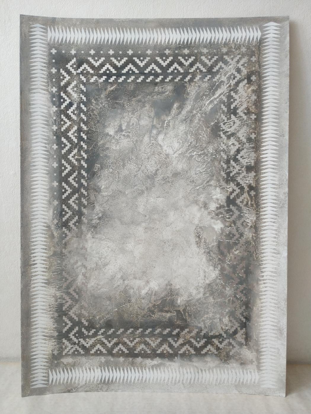 Gulzhanat Temirkhan. Abstraction 22