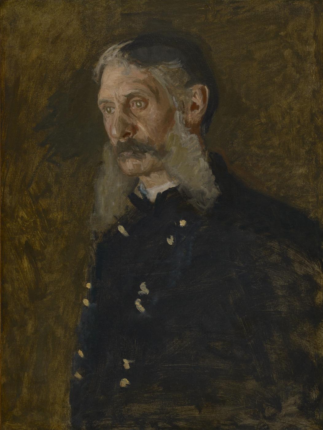 Thomas Eakins. General E. Byrd Grubb