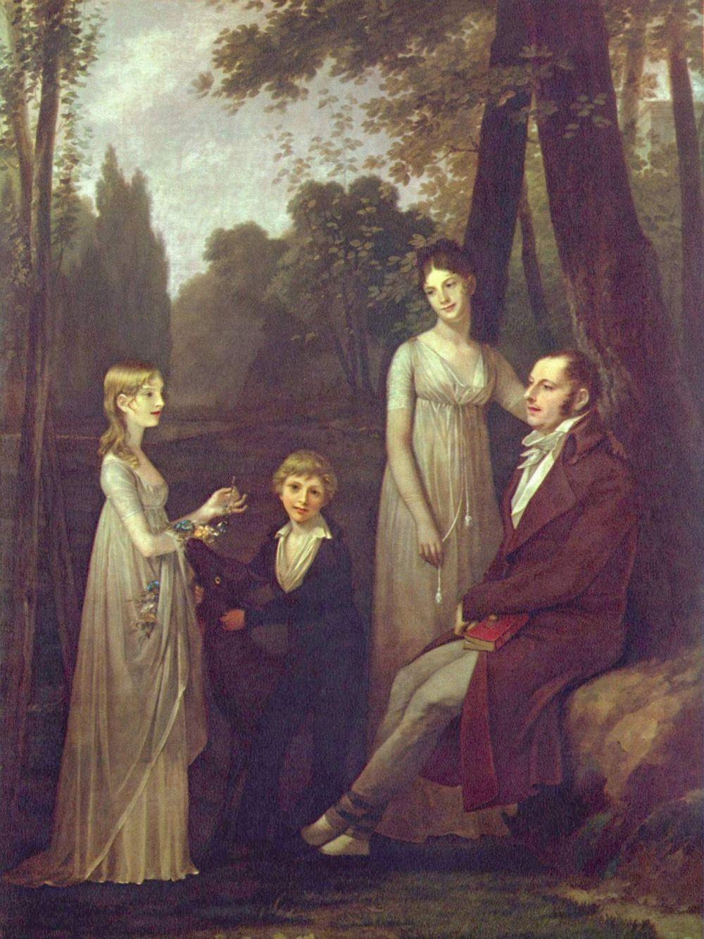 Pierre-Paul Prudhon. Rutger Jan Schimmelpenninck family