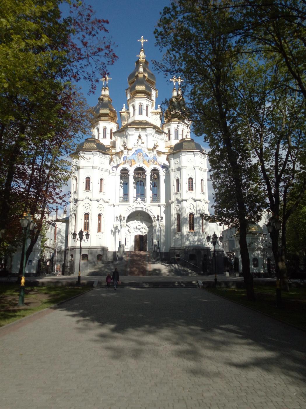 "Alexey Grishankov (Alegri). ""Bright Temple"""