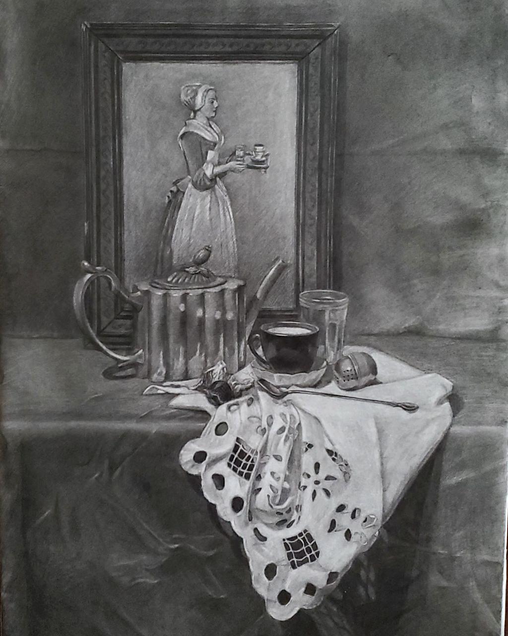 Ksenia Leone. Chocolate
