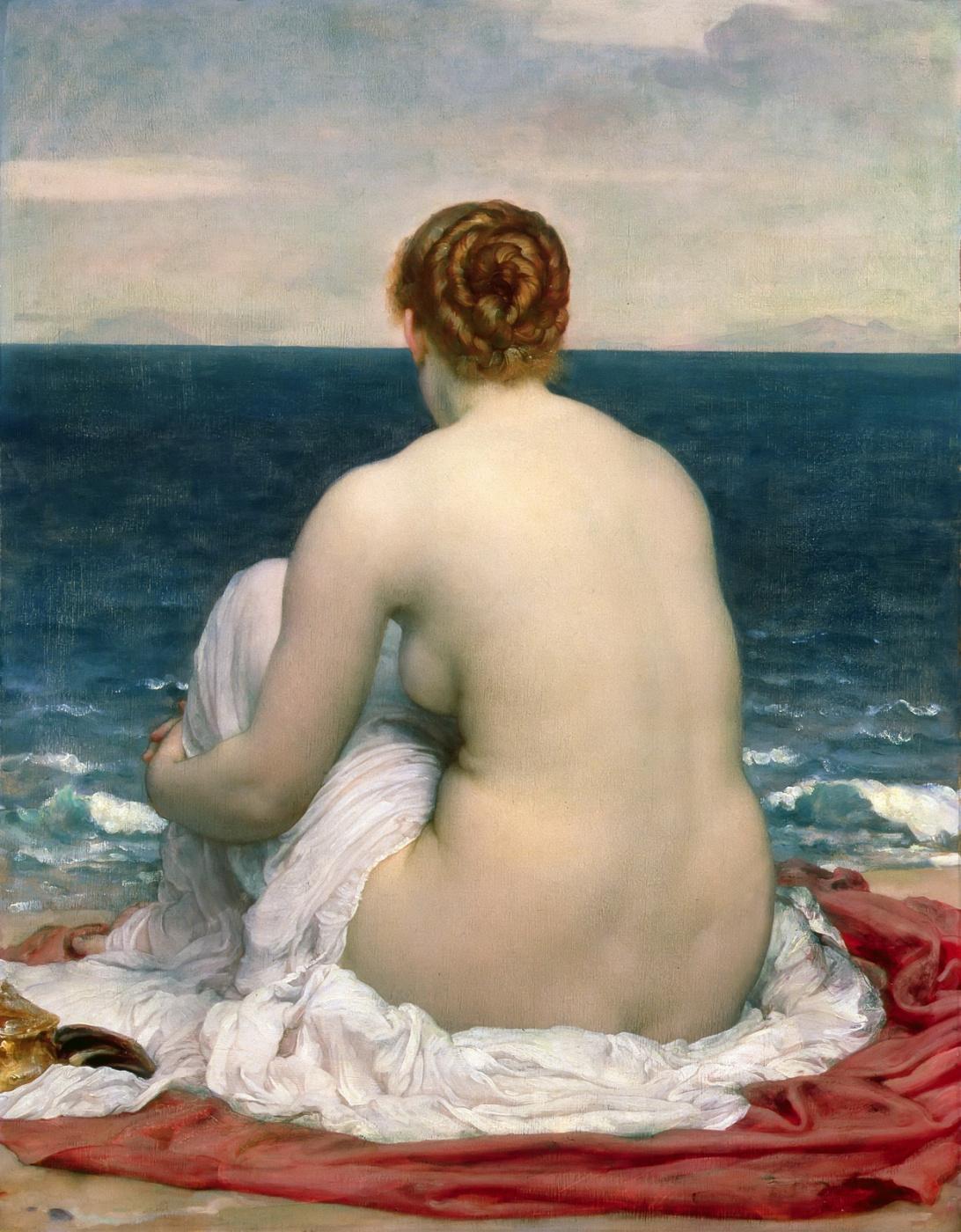 Frederic Leighton. Psampha