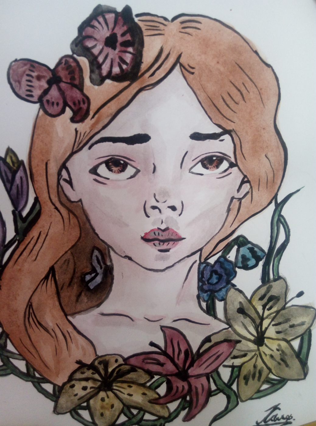 Ulyana Ruslanovna Khalfaeva. Amazon