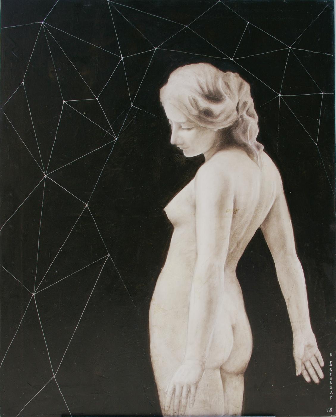 Natalia Bagatskaya. When clothes are dropped
