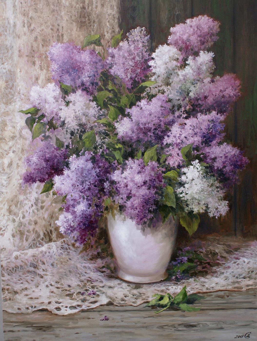 Сергей Владимирович Дорофеев. Lilac lace