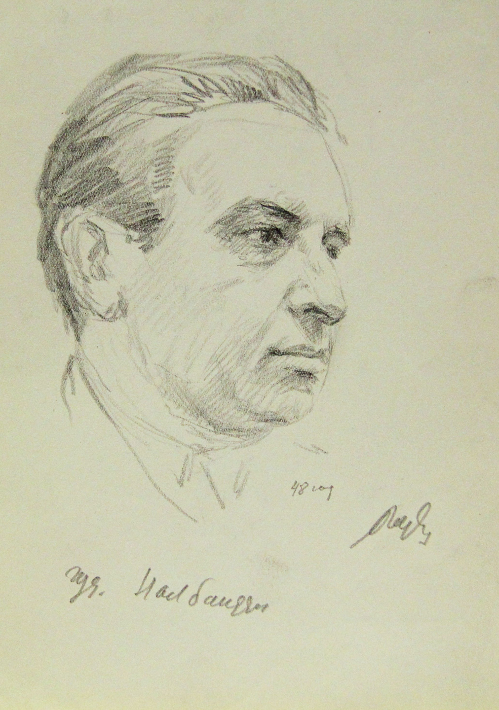 Gordon Meerovich Grigory (1909 - 1995). Nalbandian