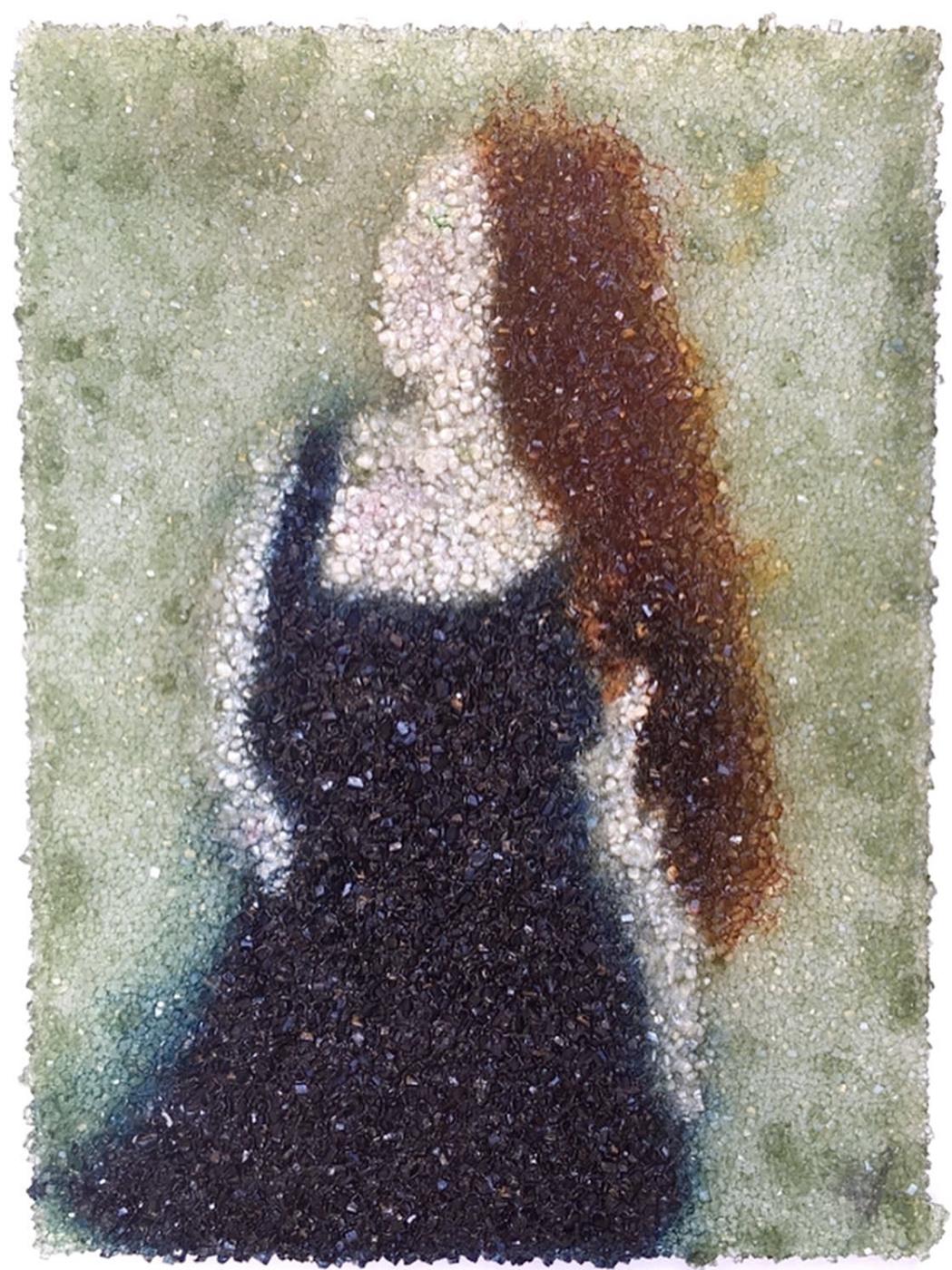 Vranin. Female portrait