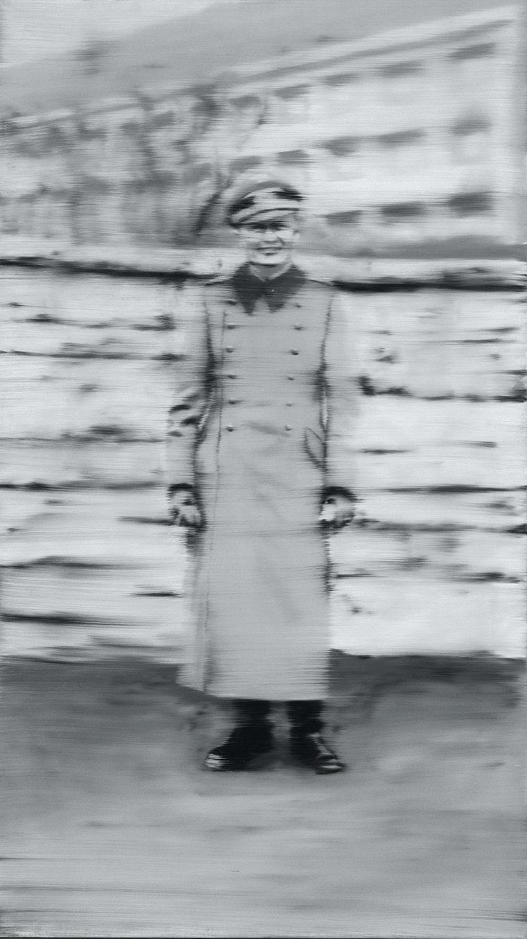 Gerhard Richter. Uncle Rudy