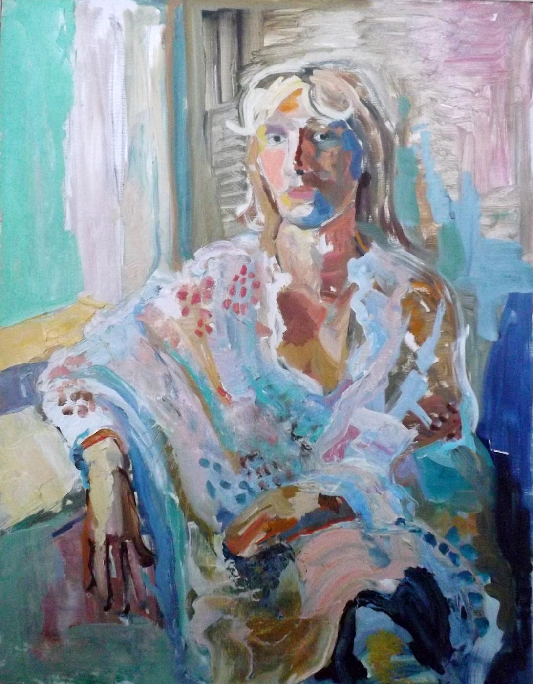 Nikolay Aleksandro Yurgin. Portrait Svetlana Gorina