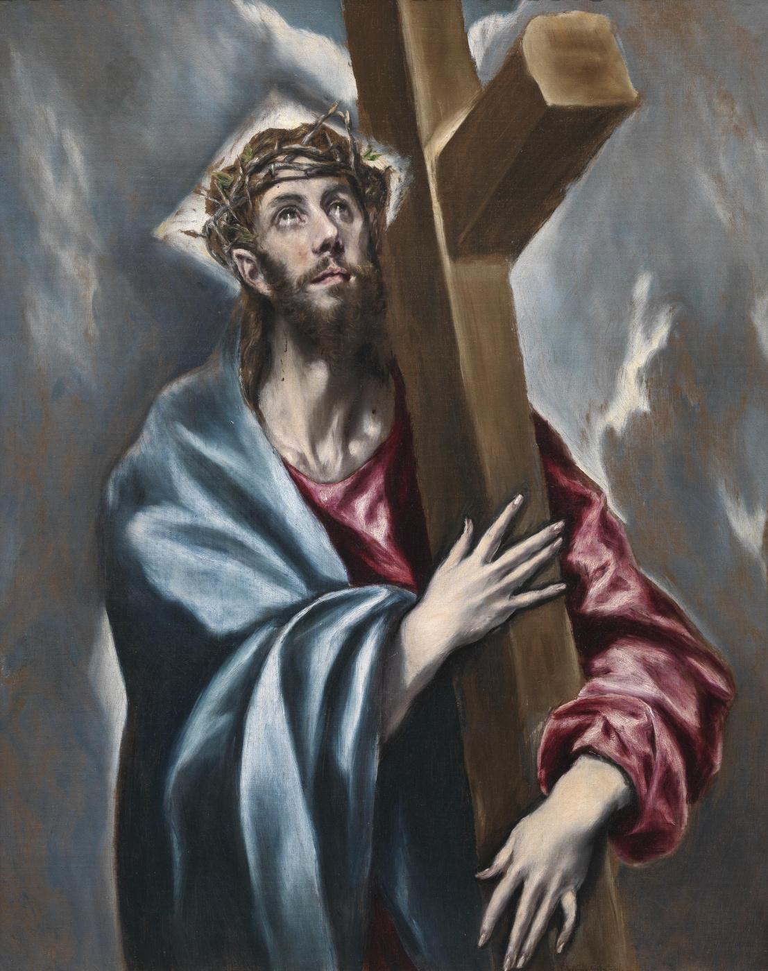 Domenico Theotokopoulos (El Greco). Christ