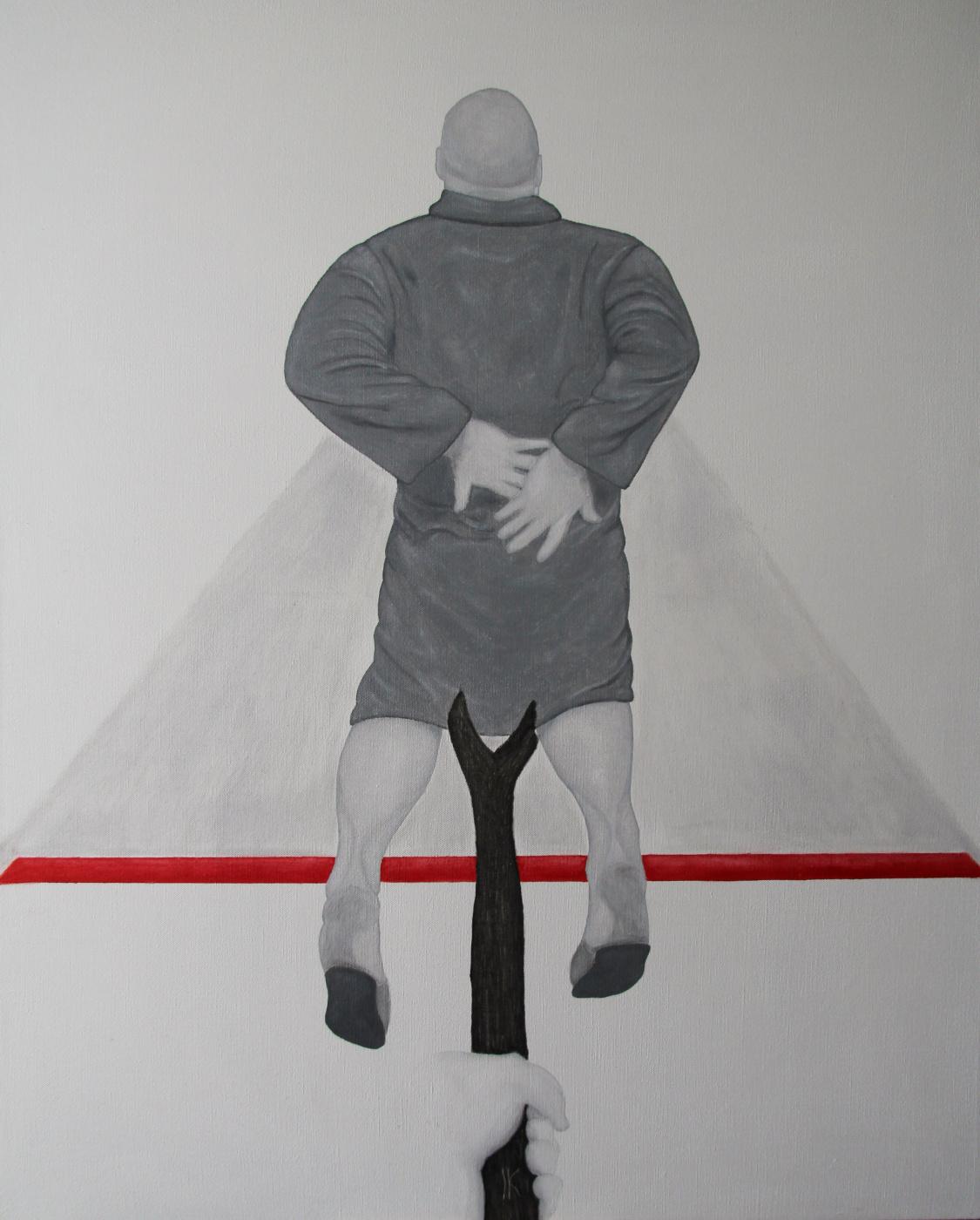 Ilya Krikunov. The Decisive Step