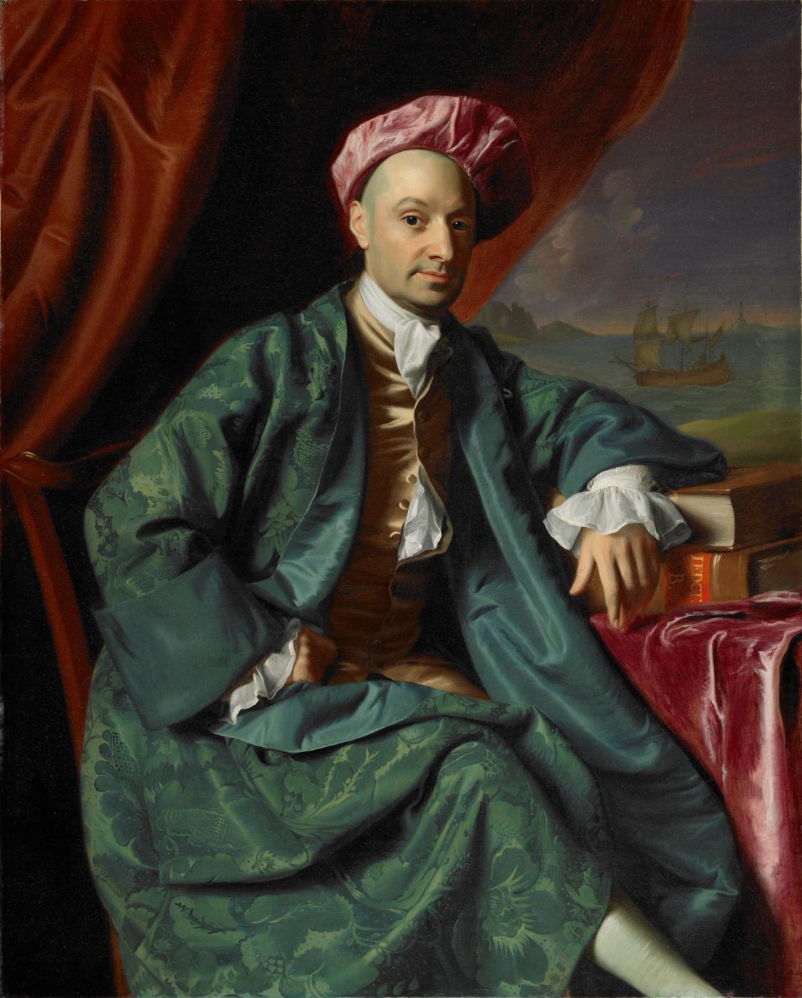 John Singleton Copley. Nicholas Boylston ( I )