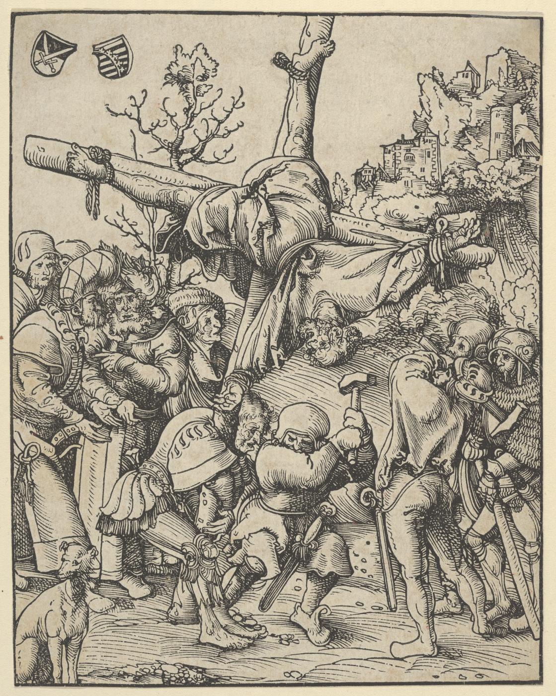 Lucas Cranach the Elder. The Apostle Peter