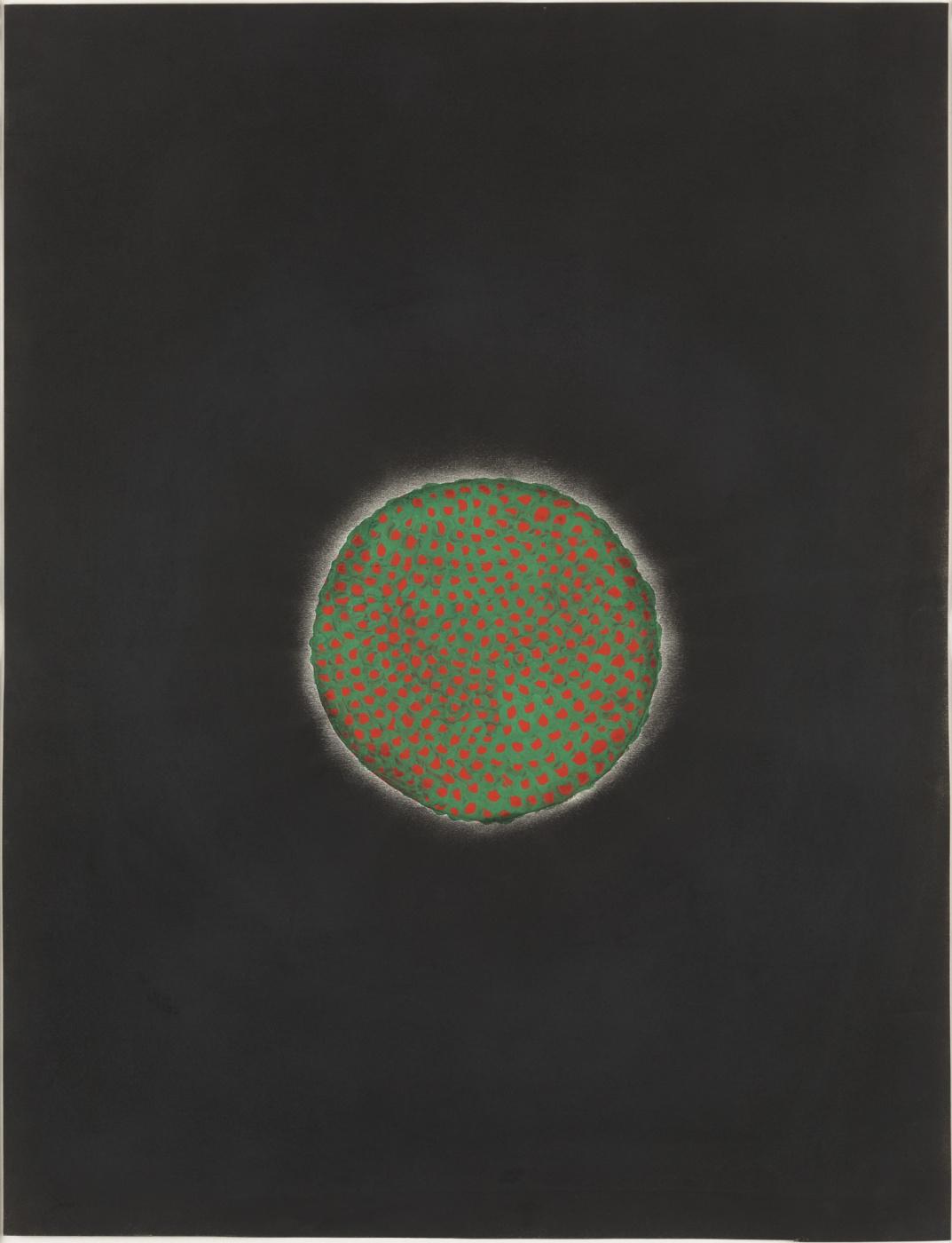 Yayoi Kusama. No. 19 H.S.W.