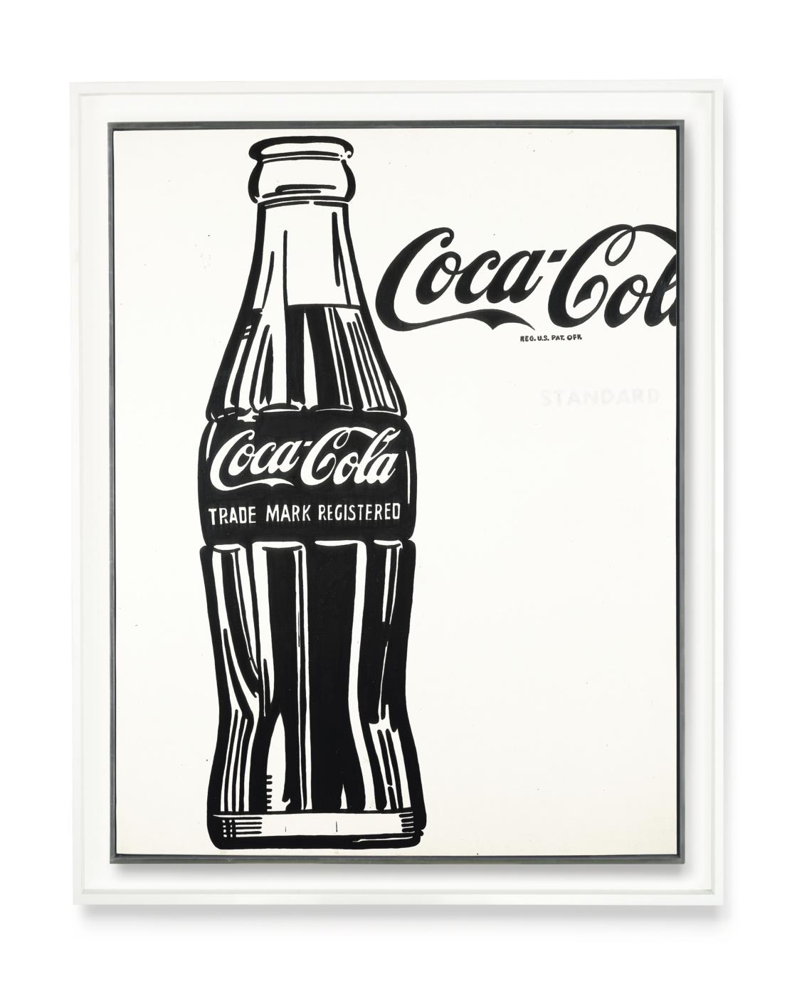 Andy Warho. Кока-кола